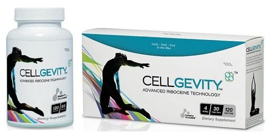Cellgevity frasco y caja foto 2