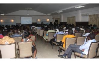 Medical Symposium on Riboceine - Accra 2014