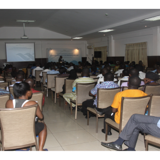 Medical Symposium on Riboceine - Accra 2014