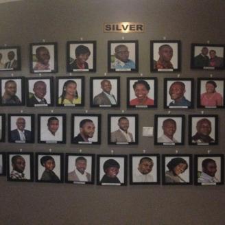 Max Ghana - Wall of Fame