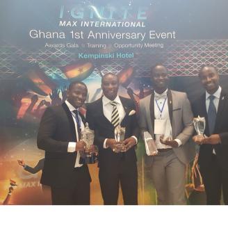 Award Ceremony - GH Leaders
