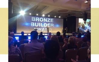 Akosua Manu, GH Platinum, Max Bronze Builder Award