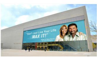Max Global Ambassador - Chuck Norris